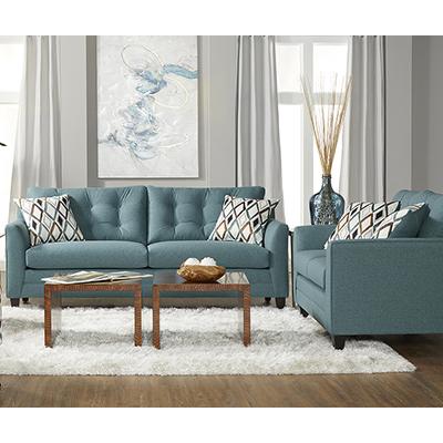 Wexler Splash Sofa & Loveseat