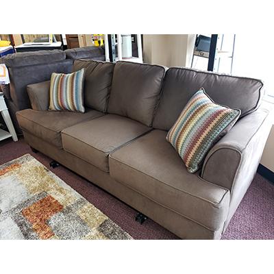 Beamer Denim Khaki Sofa Sleeper