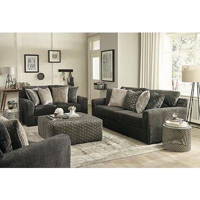 Midwood Smoke Sofa & Chair-1/2