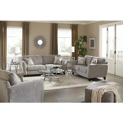 Alyssa Pebble Sofa & Chair