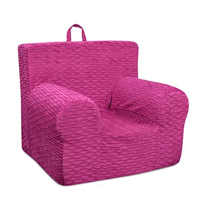 Fuschia Chenille Gran N Go Chair