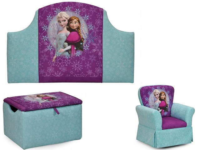 Disney Frozen Bedroom Furniture - home decor - Laux.us