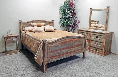 02 2 19 16 Horizon Bedroom Set By Million Dollar Rustic