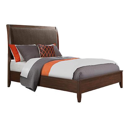 Martin Svensson Home La Jolla Coffee Walnut Queen Bed