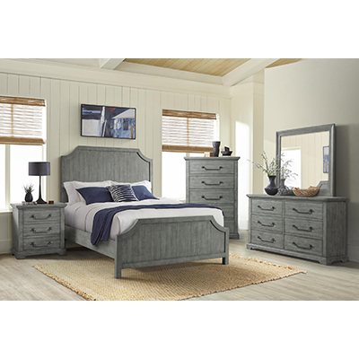 Beach House Dove Grey Chest