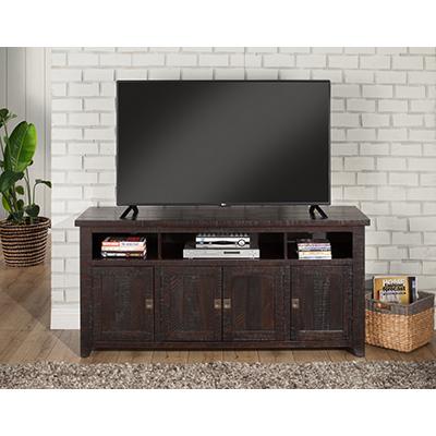 Espresso Foundry TV Stand