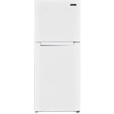 10 CF Refrigerator - white