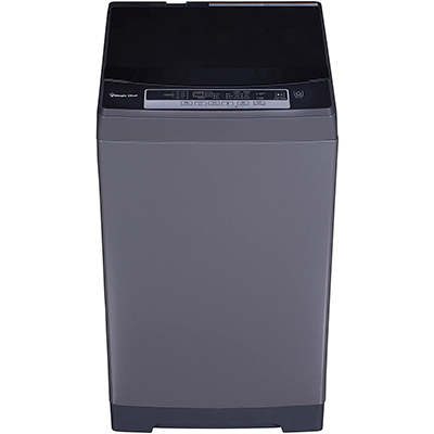 1.6CuFt Compact Washer, Stainless