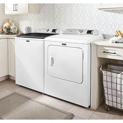 Maytag Better Washer & Dryer, White