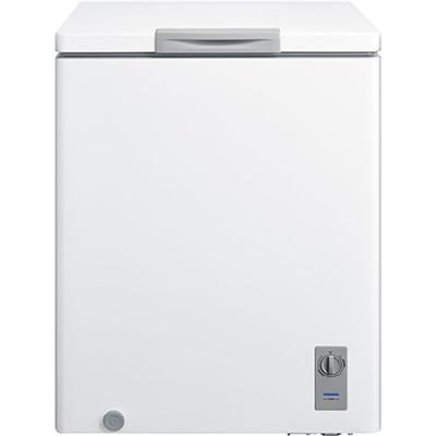 5 CuFt Chest Freezer, White