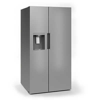 26 CuFt SxS Dispenser - Stainless