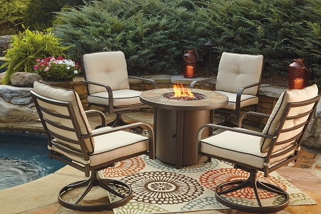Rent P324 Predmore Outdoor Table Set | Outdoor More Nice Stuff Rental | RENT  2 OWN Part 60