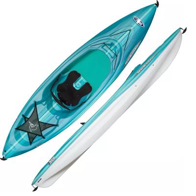 10ft Turquoise Kayak