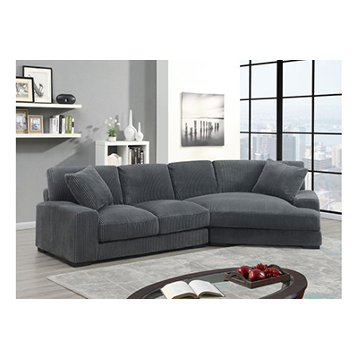 Big Chill Charcoal Sectional