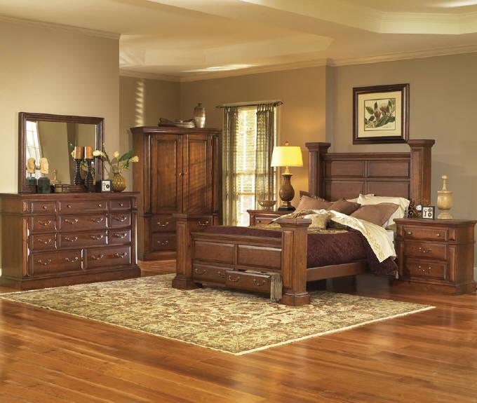 Rent 61657 Torreon King Bedroom - Pine