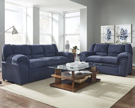 Big Ben Sofa and Loveseat