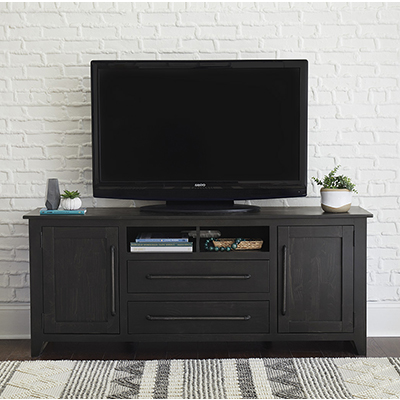Renegade TV Stand, Black