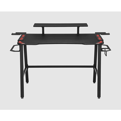 Respawn Gaming Desk, Black & Red