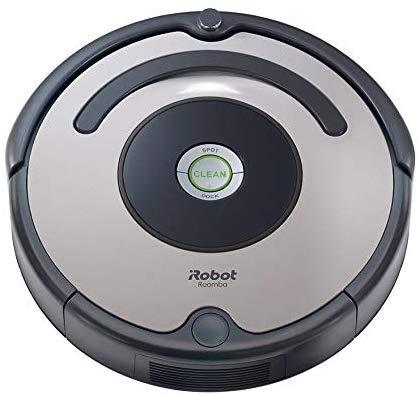 Robotic Floor Vacuum