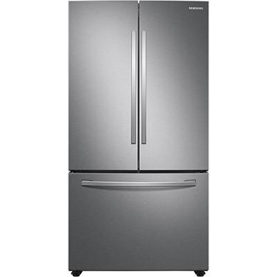 Samsung 28 CuFt French Door Refrigerator, Stainless