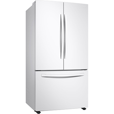 Samsung 28 CuFt French Door Refrigerator, White
