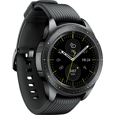 Galaxy Smartwatch 42mm - Midnight Black