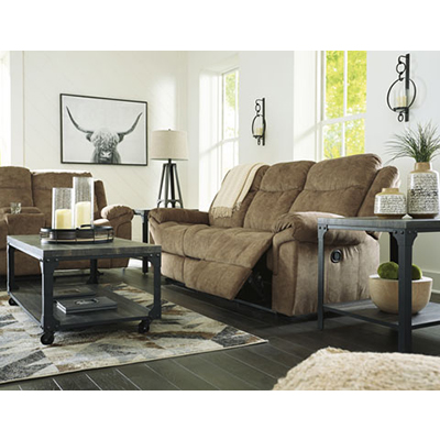 82304 Huddle-up Nutmeg Motion Sofa & lvs