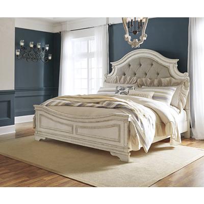 Signature Design Realyn Queen Bed