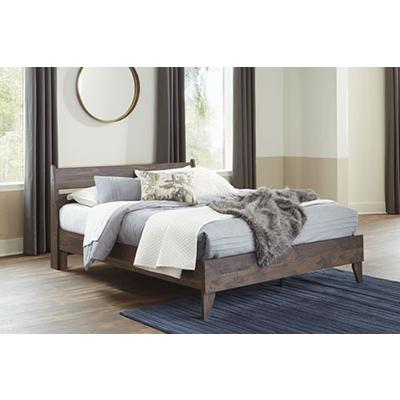 Signature Design Calverson Full Platform Bed
