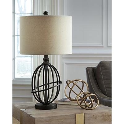 Signature Design Manasa Lamps