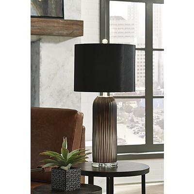Abaness Black Lamps