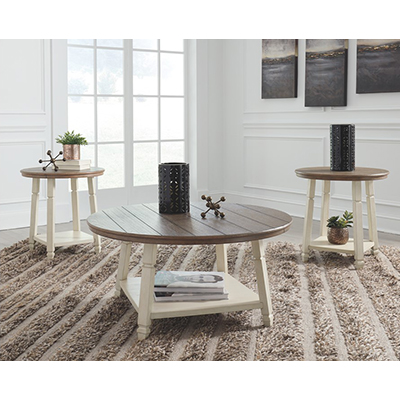 Bolanbrook Two-tone 3Pk Tables