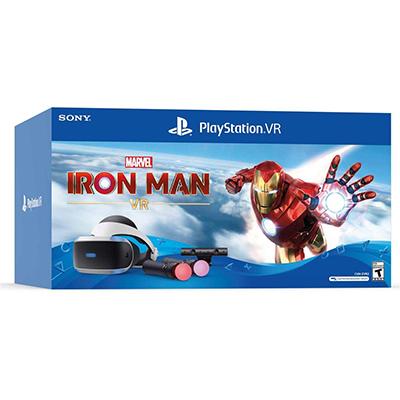 Playstation VR Ironman Bundle
