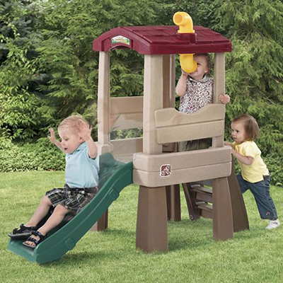 Step2 Lookout Treehouse with Slide