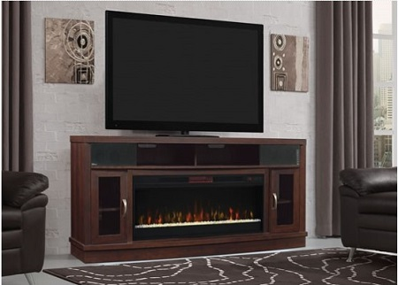 Rent Twin Star Deerfield Fireplace 70 Tv Stand Wishbook 2018 More