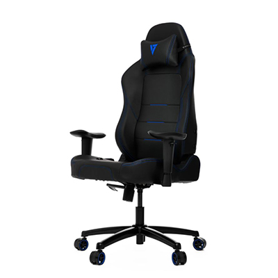 Vertagear Gaming Chair, Black & Blue