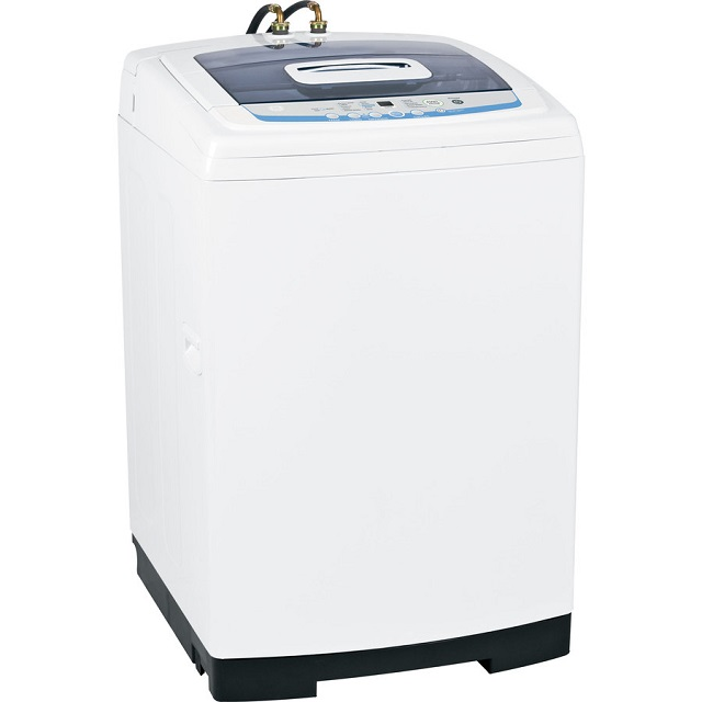 Top Load Washer   White | Washers / Dryers Appliances Rental | RENT 2 OWN