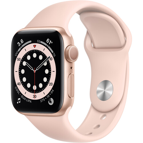 Apple   Apple Watch Series 6 40mm Gold