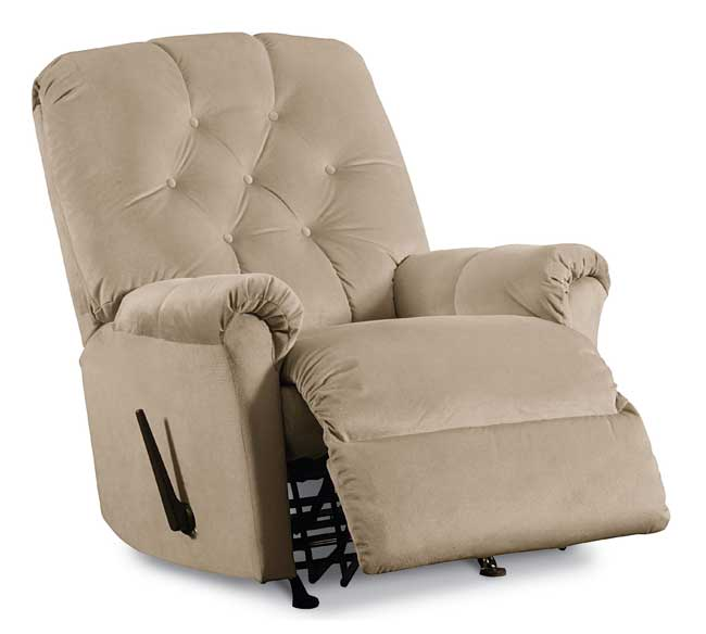 Rent American Wholesale Furniture Rocker Recliner Dallas Fawn Recliners Furniture Rental