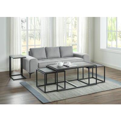 Nesting Tables 3Pc Huntington Grey