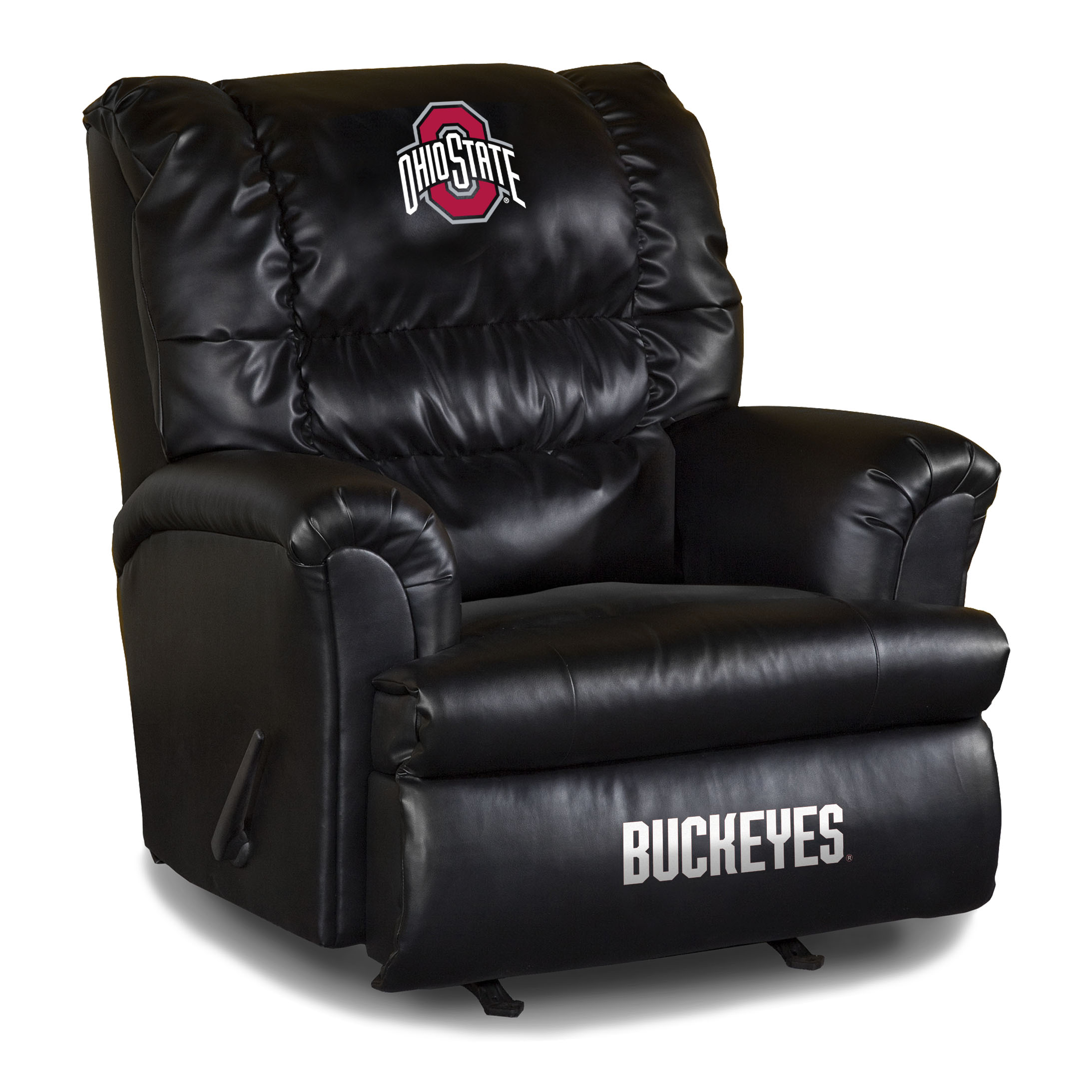 Rent Living Room Furniture Rent Imperial Ncaa Big Daddy Recliner Ohio State Living Room