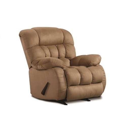 Rent American Wholesale Furniture Rocker Recliner - Soft Suede Taupe | Recliners Furniture Rental | RENT-2-OWN  sc 1 st  R2O.com & Rent American Wholesale Furniture Rocker Recliner - Soft Suede ... islam-shia.org