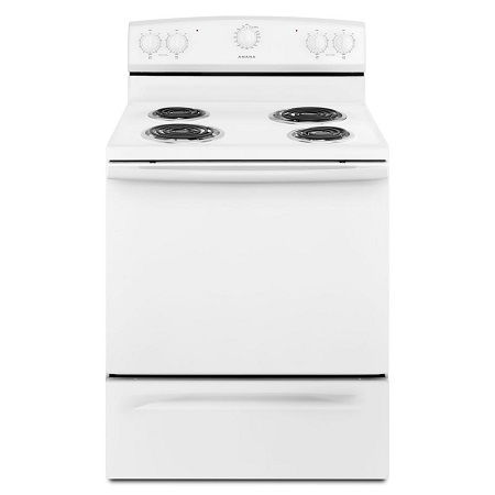 Amana 4.8 cu. ft. Electric Range - White